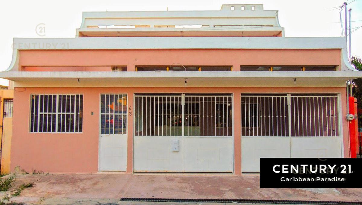 Foto Casa en Venta en  Benito Juárez ,  Quintana Roo  Casa Céntrica en Venta en Unidad Morelos Cancún C2793