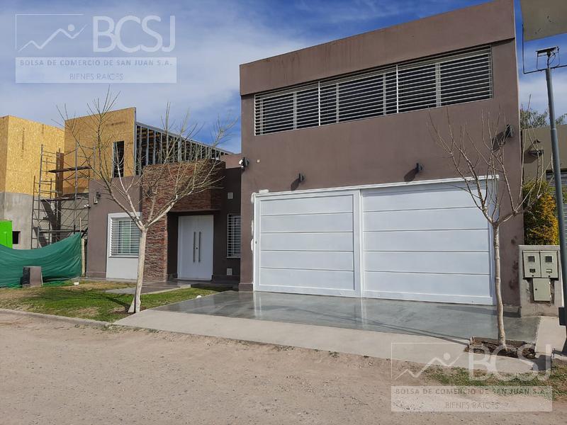 Foto Casa en Venta en  Rivadavia ,  San Juan  BARRIO PRIVADO LAS MERCEDES