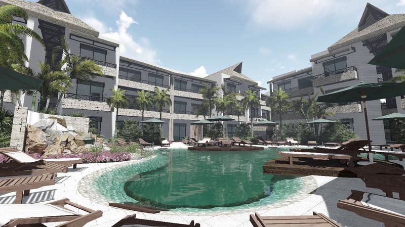Tulum Centro Apartment for Sale scene image 11