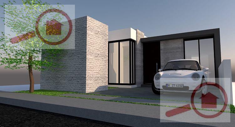 Foto Casa en Venta en  Fraccionamiento Lomas de la Rioja,  Alvarado  Casa en Pre Venta de una planta en Lomas de la Rioja