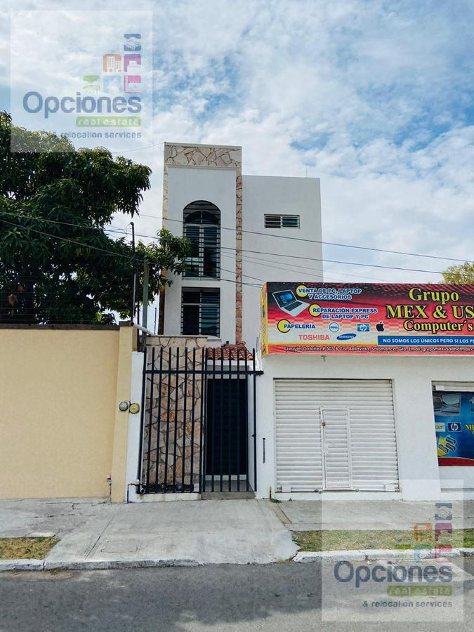Foto Oficina en Renta en  Bellavista,  Salamanca  Ezequiel Ordoñez