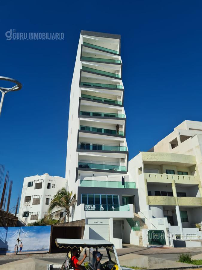Foto Departamento en Venta en  Fraccionamiento Telleria,  Mazatlán  EXCELENTE Departamento de OPORTUNIDAD en The One Tower DL2 de $ 3,229,200.00 a ...