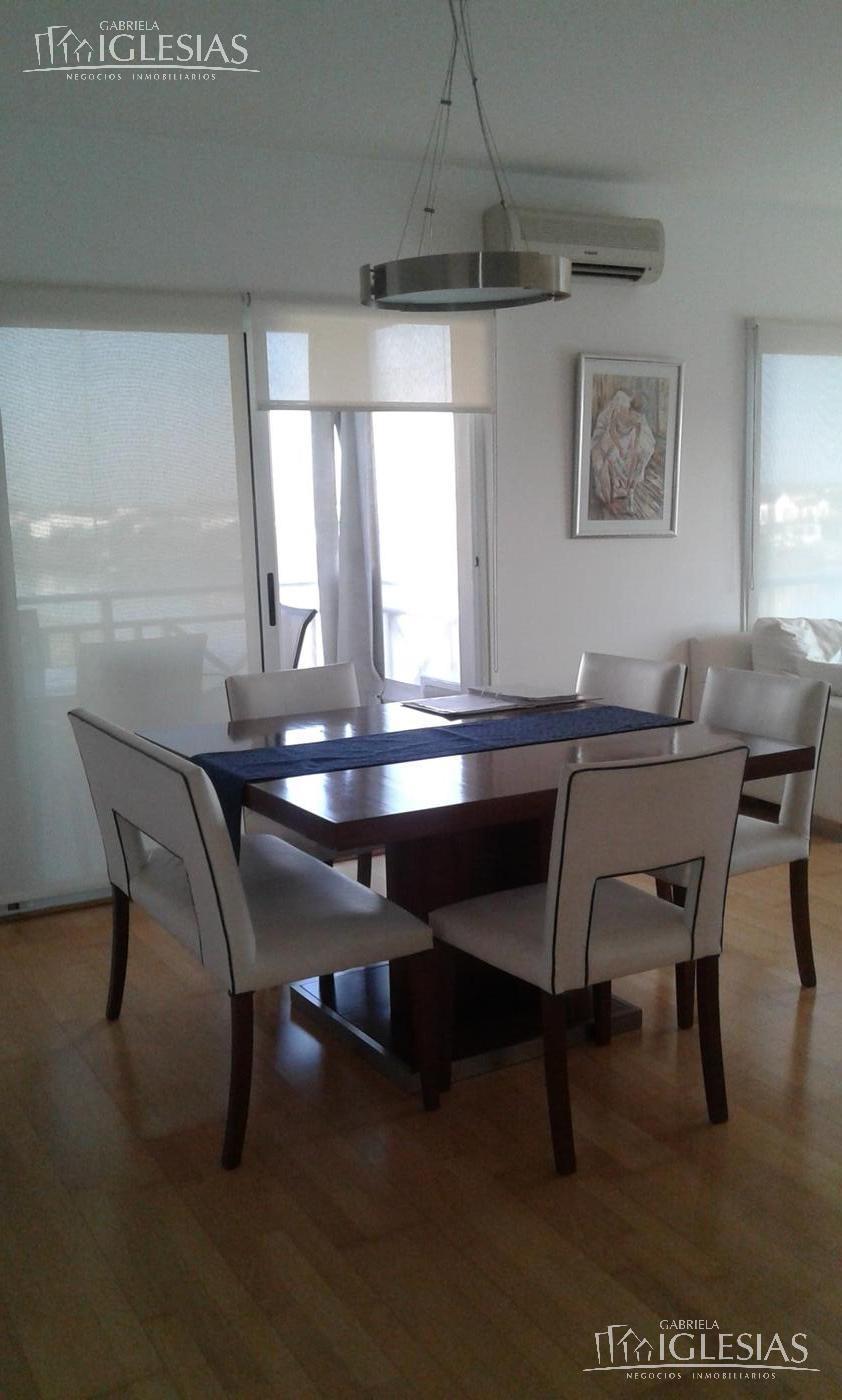 Departamento en Alquiler temporario  y Alquiler  en Nordelta Portezuelo Condominios de la Bahia
