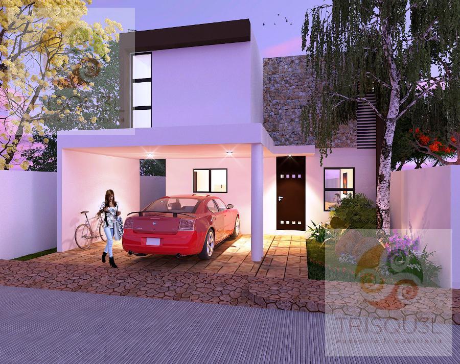 Foto Casa en condominio en Venta en  Temozon Norte,  Mérida  Casa en venta  Privada Temozón 20 (Mod 210), Mérida Yucatán