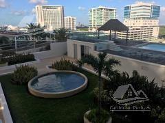 Foto Departamento en Renta en  Supermanzana 7,  Cancún  Departamento en renta en  Canucn/Malecon Américas