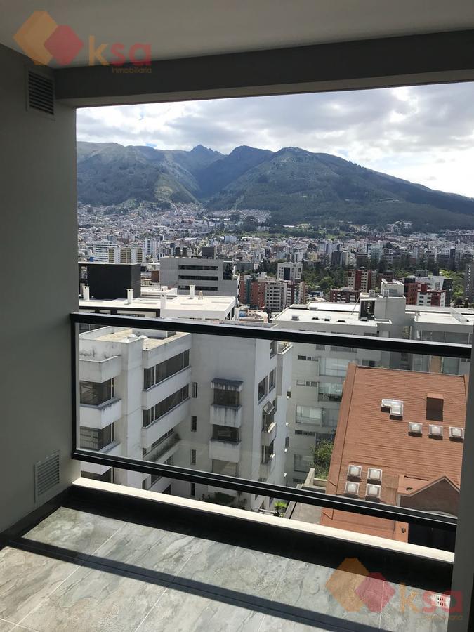 Foto Departamento en Venta en  González Suárez,  Quito  Jiménez de la Espada y González Suárez