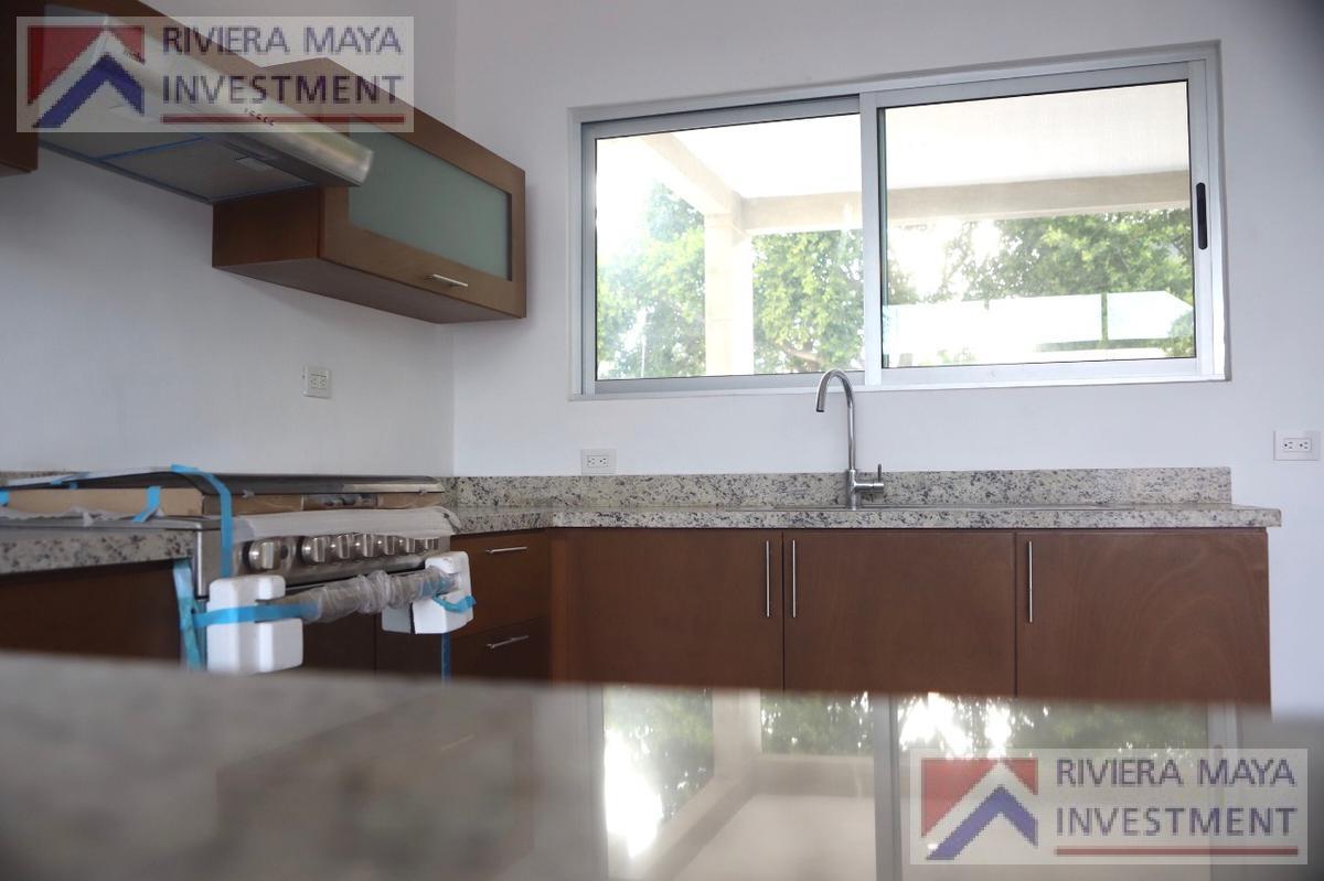 Foto Casa en Venta en  Cancún,  Benito Juárez  CASA CEIBA EN RESIDENCIAL ALBORADA  EN VENTA