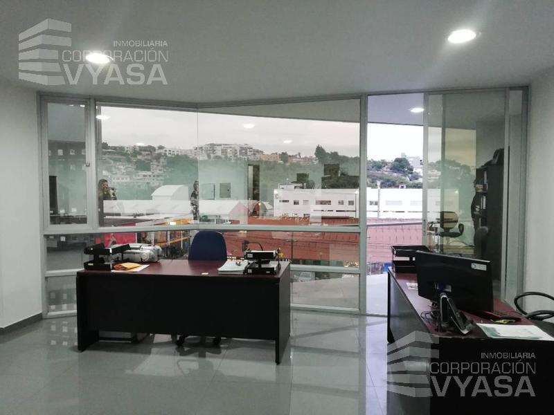 Foto Oficina en Venta en  Cumbayá,  Quito  CUMBAYÁ - CERCA AL SCALA SHOPPING, EXCELENTE OFICINA DE VENTA DE 56m2