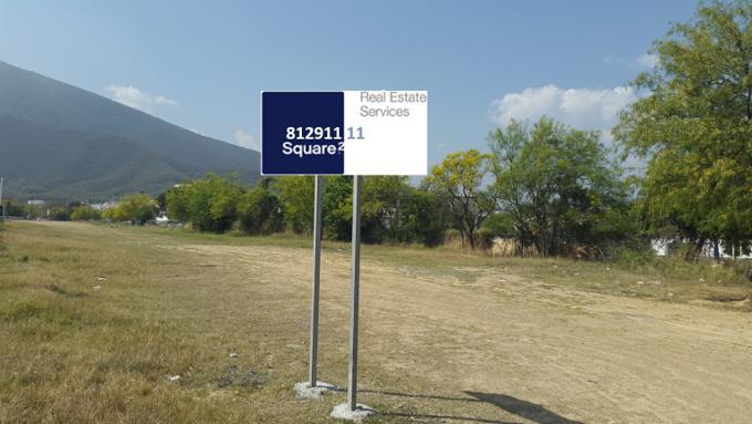 Foto Campo en Renta en  La Quinta,  Guadalupe  EXCELENTE TERRENO COMERCIAL EN RENTA - COL. LA QUINTA - GUADALUPE NL.