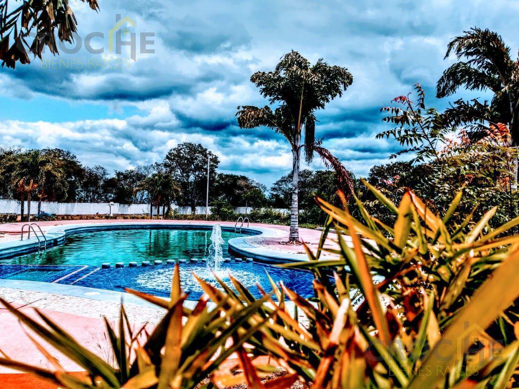 Foto Terreno en Venta en  Ejido El Carrizal,  Chontla  Terreno en venta en Residencial Campestre Carrizal Veracruz con alberca