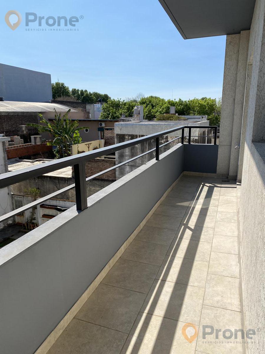 Foto Departamento en Venta en  España y Hospitales,  Rosario  Garay al 800 - 2 Dormitorios con Balcón Corrido al NORTE.