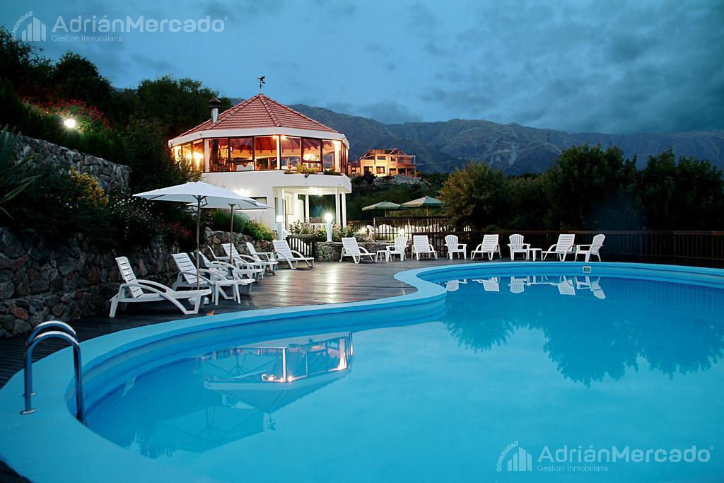 Foto Hotel en Venta en  Parque Los Nogales,  Merlo  Villa de Merlo - San Luis