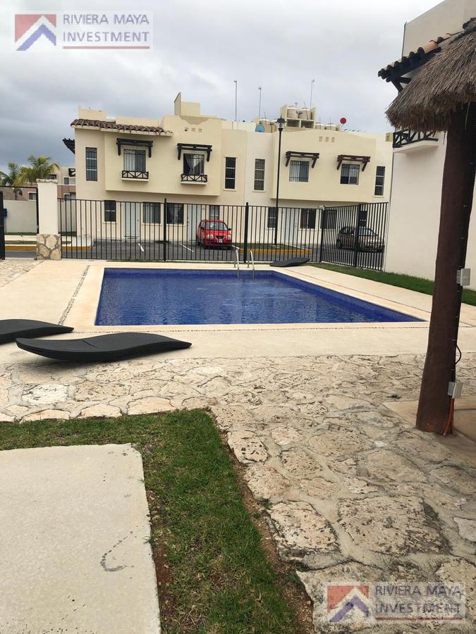 Foto Casa en Renta en  Solidaridad,  Playa del Carmen  201- A2 privada Adana