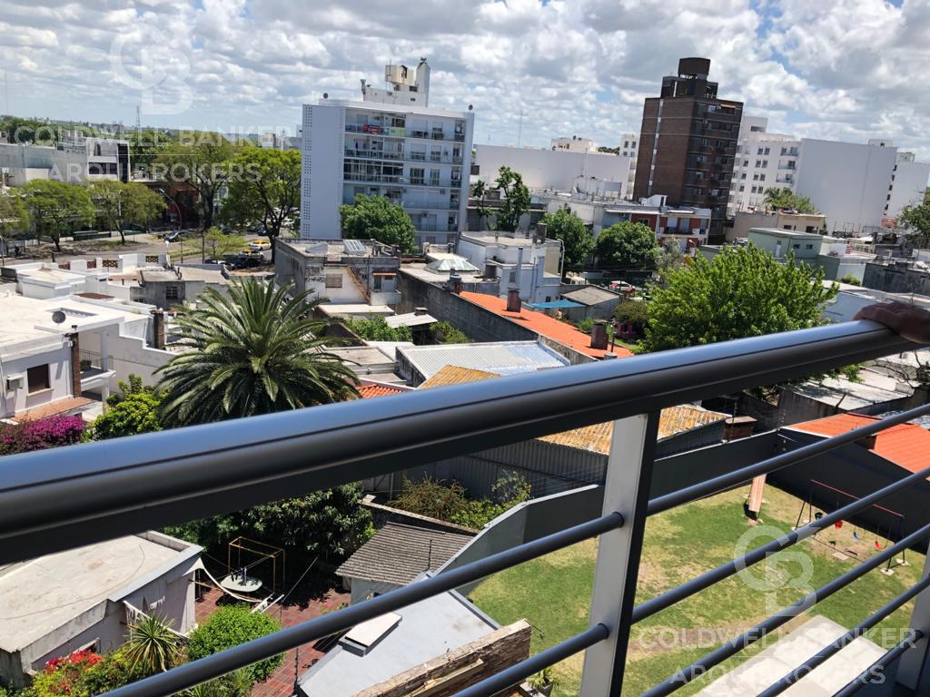 Foto Apartamento en Alquiler en  Tres Cruces ,  Montevideo  Apartamento de 2 dormitorios en alquiler en Tres Cruces