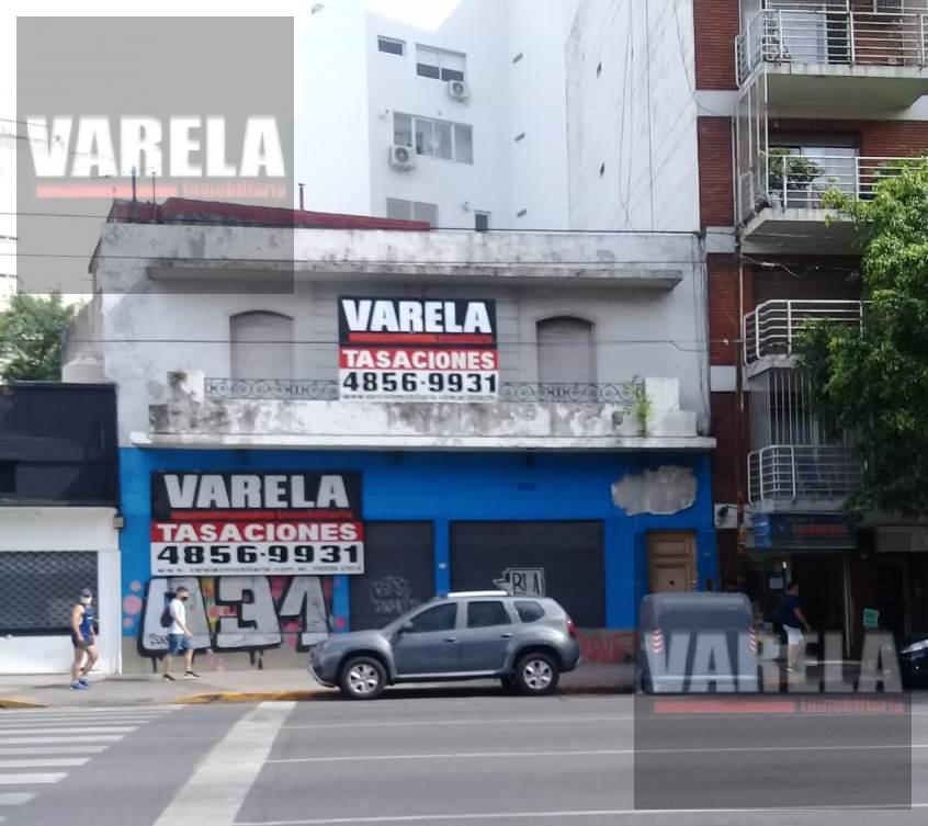 Foto Terreno en Venta en  Villa Crespo ,  Capital Federal          Avda. Angel Gallardo 1000