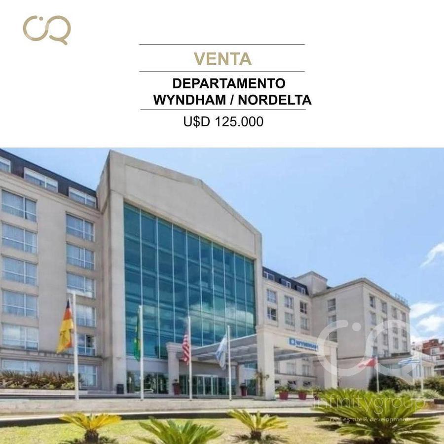 Foto Departamento en Venta en  Condominios Intercontinental,  Wyndham Hotel  Departamento Condominio Wyndham (Nordelta)