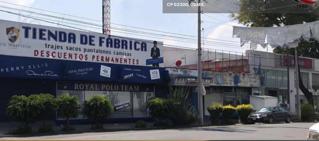 Foto Local en Renta en  Industrial Vallejo,  Azcapotzalco  SKG Asesores Inmobiliarios  Renta Local Comercial Col Industrial Vallejo