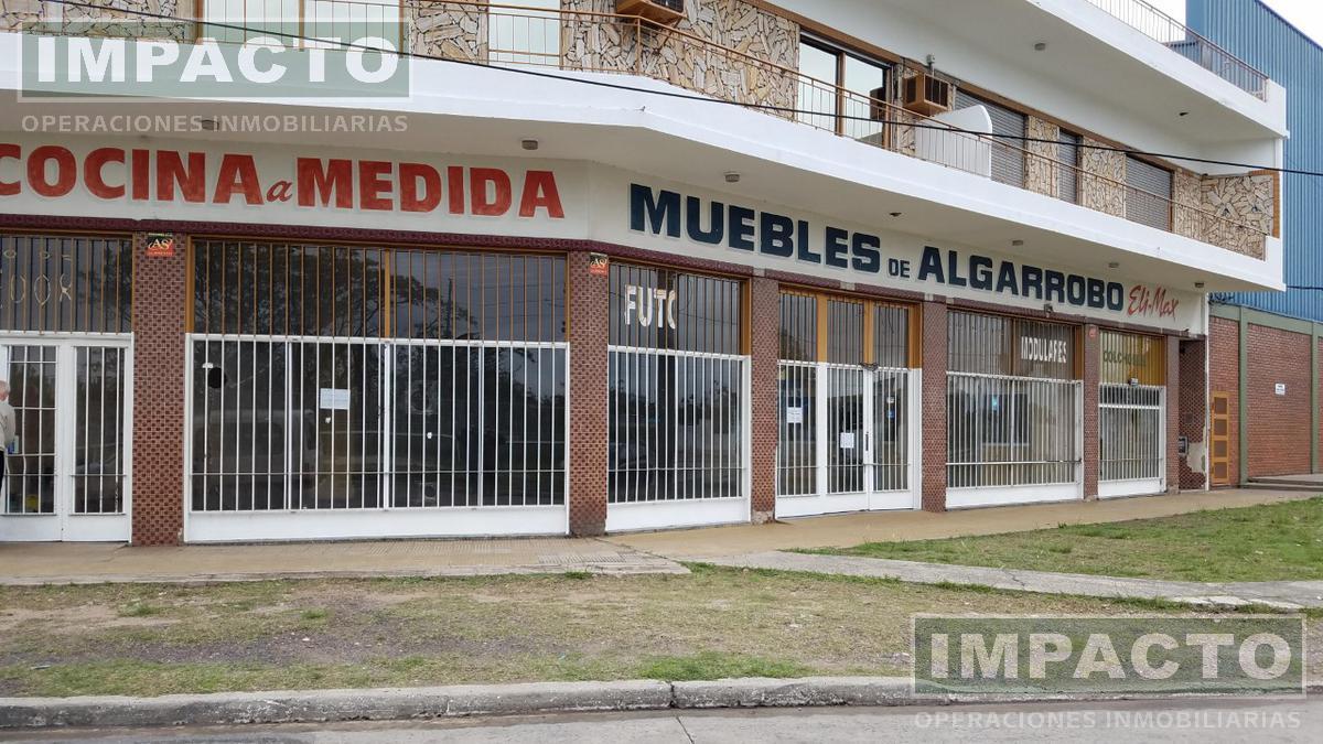 Foto Local en Alquiler en  Isidro Casanova,  La Matanza  Av. Juan M. de Rosas esquina Pekín