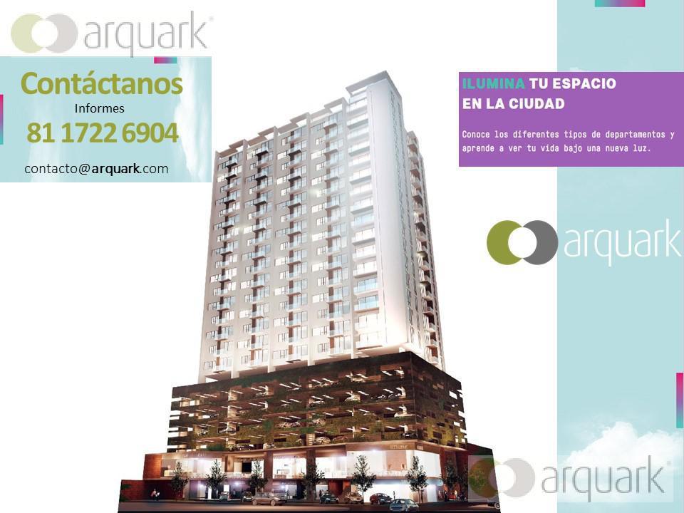 Foto Departamento en Venta en  Centro,  Monterrey  Departamento cerca Ave.  Madero, a 4 cuadras del Metro