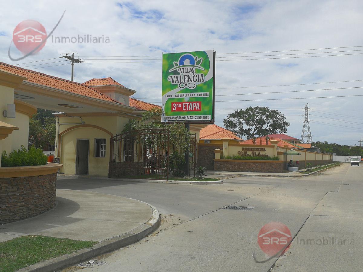 Foto Terreno en Venta en  Salamanca,  San Pedro Sula  Terrenos en venta en Res. Villa Valencia