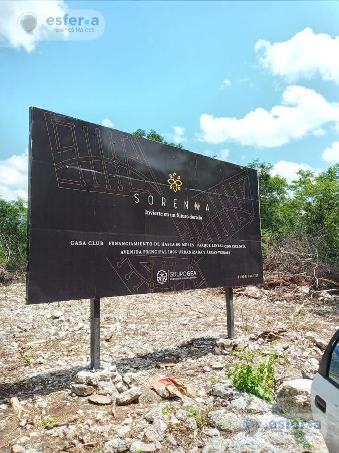 Foto Terreno en Venta en  Pueblo Chicxulub Puerto,  Progreso  SORENNA, CHICXULUB PUERTO