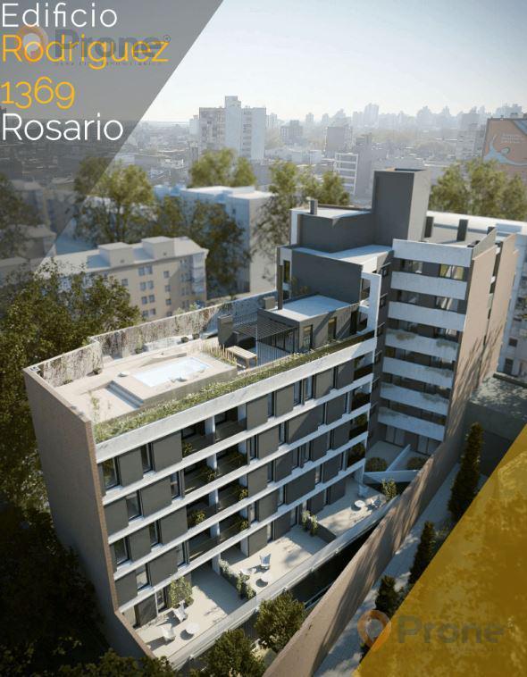 Foto Departamento en Venta en  Lourdes,  Rosario  Rodríguez al 1300