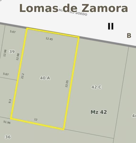 Foto Local en Alquiler en  Lomas De Zamora,  Lomas De Zamora  Boedo 360