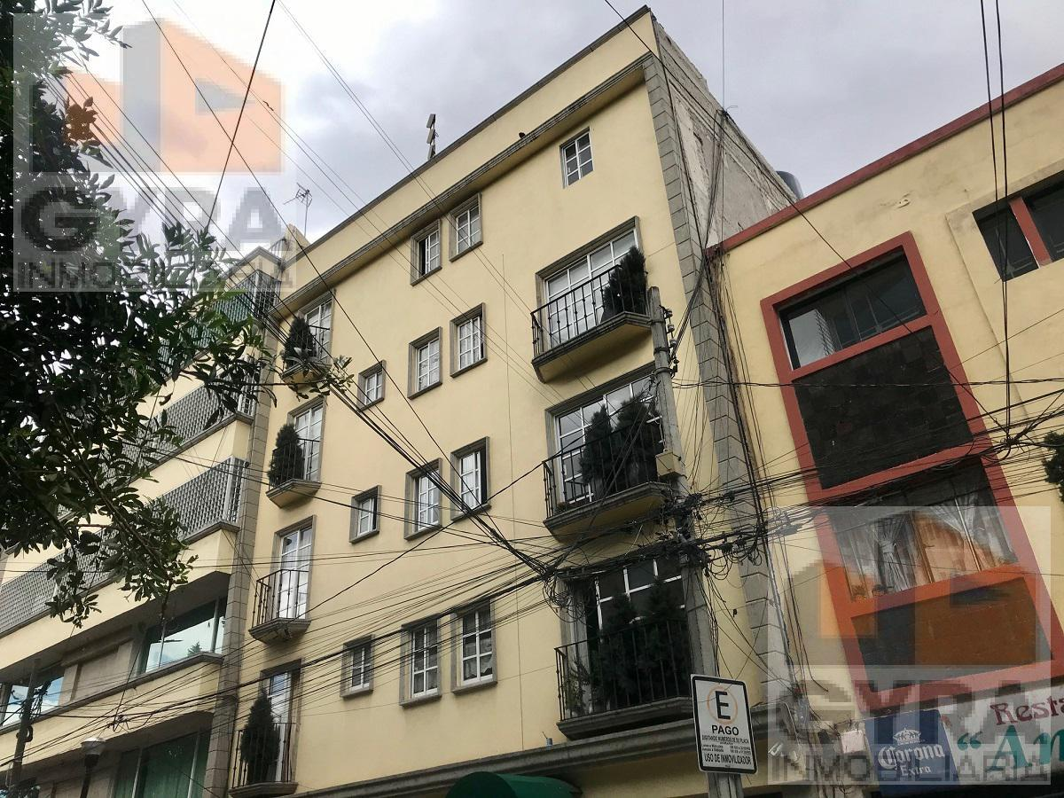 Foto Departamento en Renta en  Cuauhtemoc ,  Ciudad de Mexico  Departamento Amueblado en Renta, Cuauhtémoc, cercano a Reforma