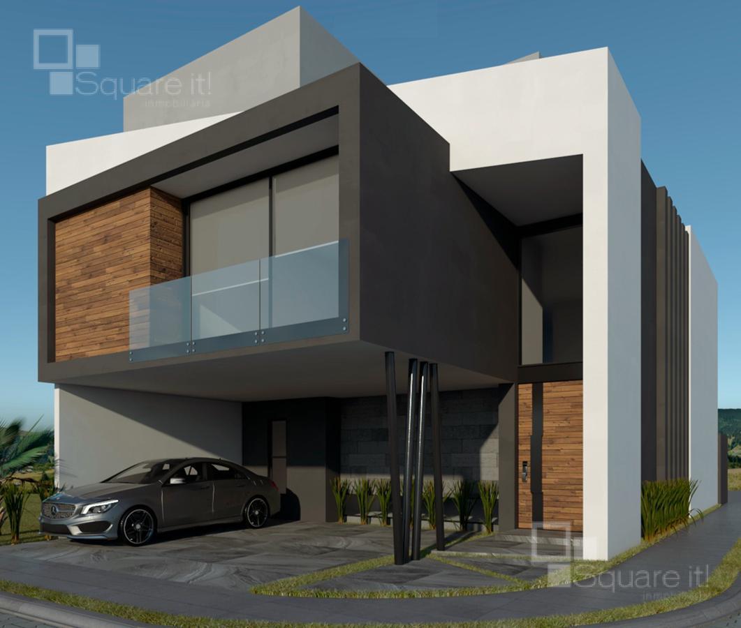 Foto Casa en Venta en  Fraccionamiento Lomas de  Angelópolis,  San Andrés Cholula  Casa en venta en Esquina, Parque Chihuahua, $5,350,000.00