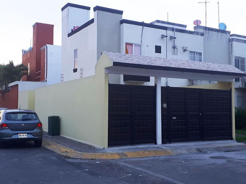 Foto Casa en Renta en  Fraccionamiento Hacienda Paraíso,  Veracruz  CASA EN RENTA HACIENDA PARAISO