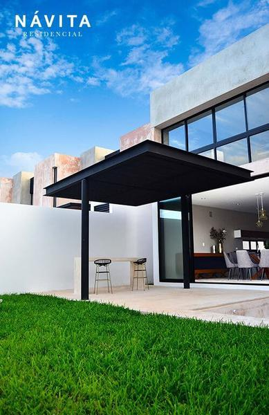 Foto Casa en condominio en Venta en  Santa Gertrudis Copo,  Mérida  Casa en venta Privada Nàvita (Mod.A1) Santa Gertrudis Copo, Mérida Yucatán