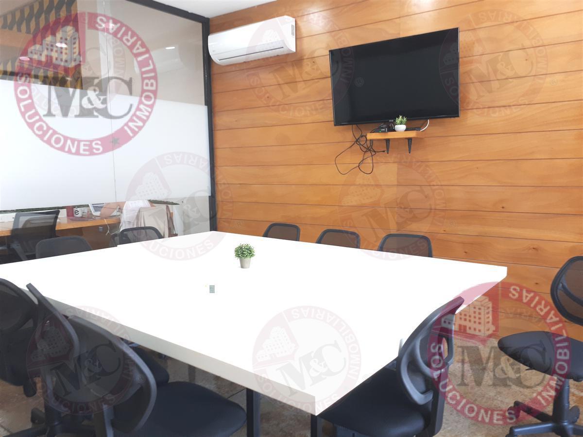 Foto Oficina en Renta en  Barrio La Estación,  Aguascalientes  OFICINA VERSÁTIL TIPO COWORKING EN EL CENTRO DE AGS.