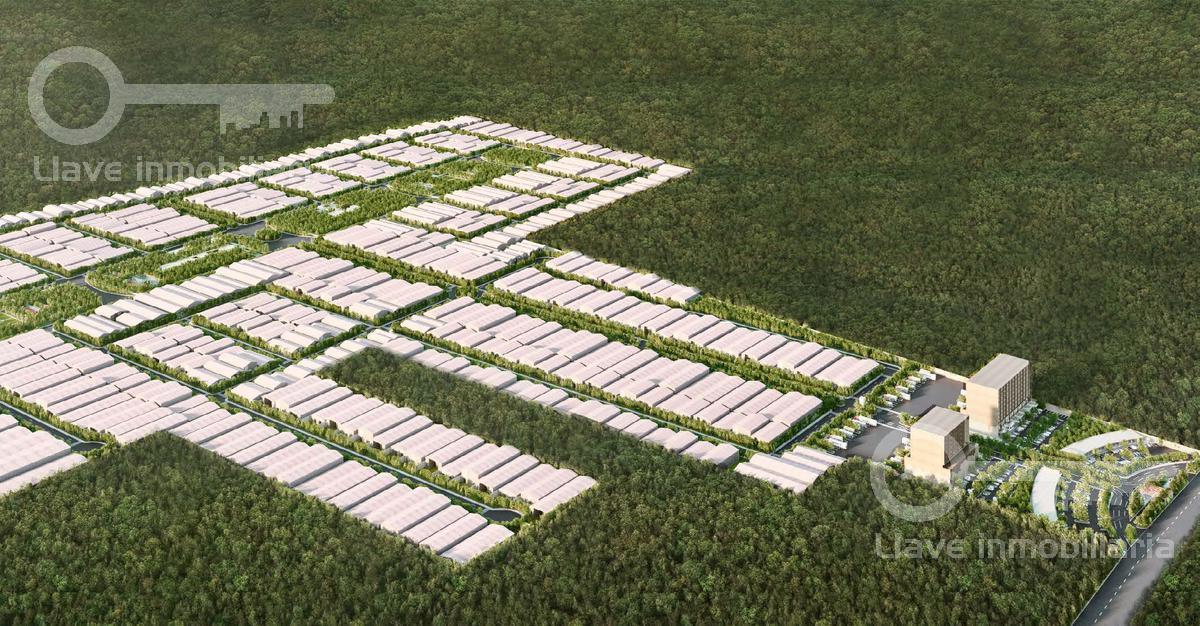 Foto Nave Industrial en Venta en  Ucú ,  Yucatán  Mérida-Tetiz, Tablaje 8073, en el Km.10.5,