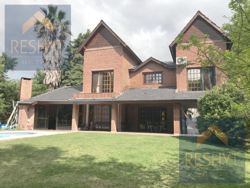 Foto Casa en Alquiler temporario en  Pilar Del Lago,  Countries/B.Cerrado (Pilar)  CLUB DE CAMPO PILAR DEL LAGO - PILAR