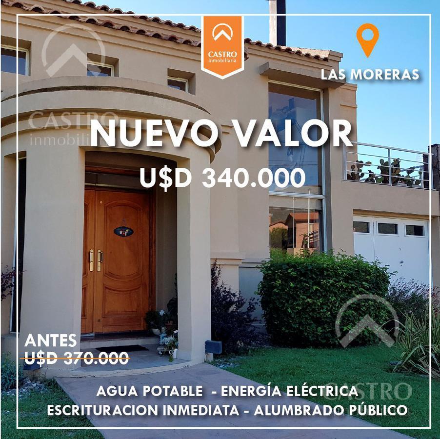 Foto Casa en Venta en  Las Moreras,  Merlo  Calle Berilo esq. Topacio