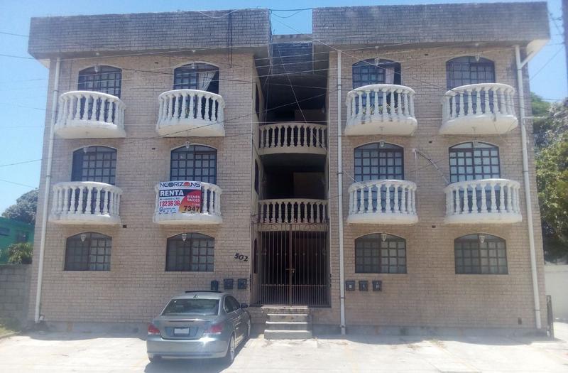 Foto Departamento en Renta en  Unidad Nacional,  Ciudad Madero  Departamento en Renta Cd. Madero Col. Unidad Nacional