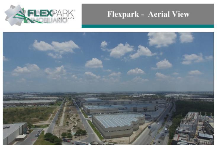 Foto Nave Industrial en Renta en  Moderno Apodaca,  Apodaca  Nave Industrial Renta Flex Park Apodaca $362,483 Adrnav EMO1