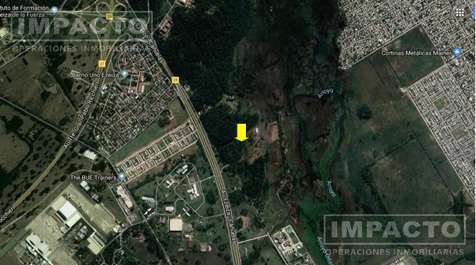 Foto Campo en Venta en  Esteban Echeverria ,  G.B.A. Zona Sur  20 HA,   próximas a  Autopista Richieri.
