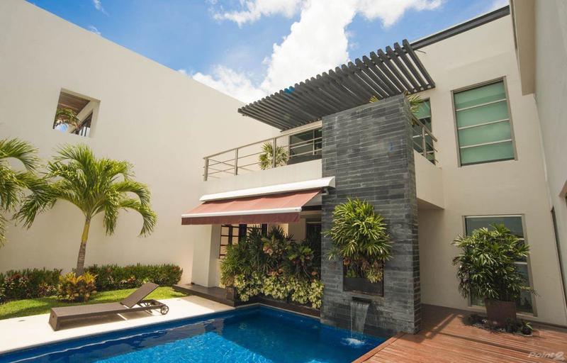 Foto Casa en condominio en Venta en  Puerto Cancún,  Cancún  VILLA EN VENTA EN NOVO CANCÚN