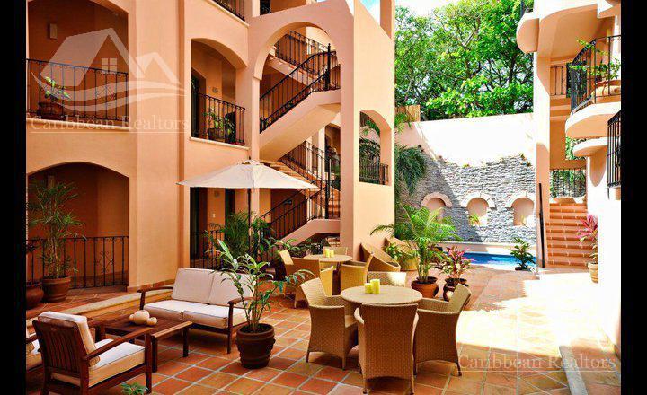 Foto Hotel en Venta en  Playa del Carmen,  Solidaridad  Playa del Carmen