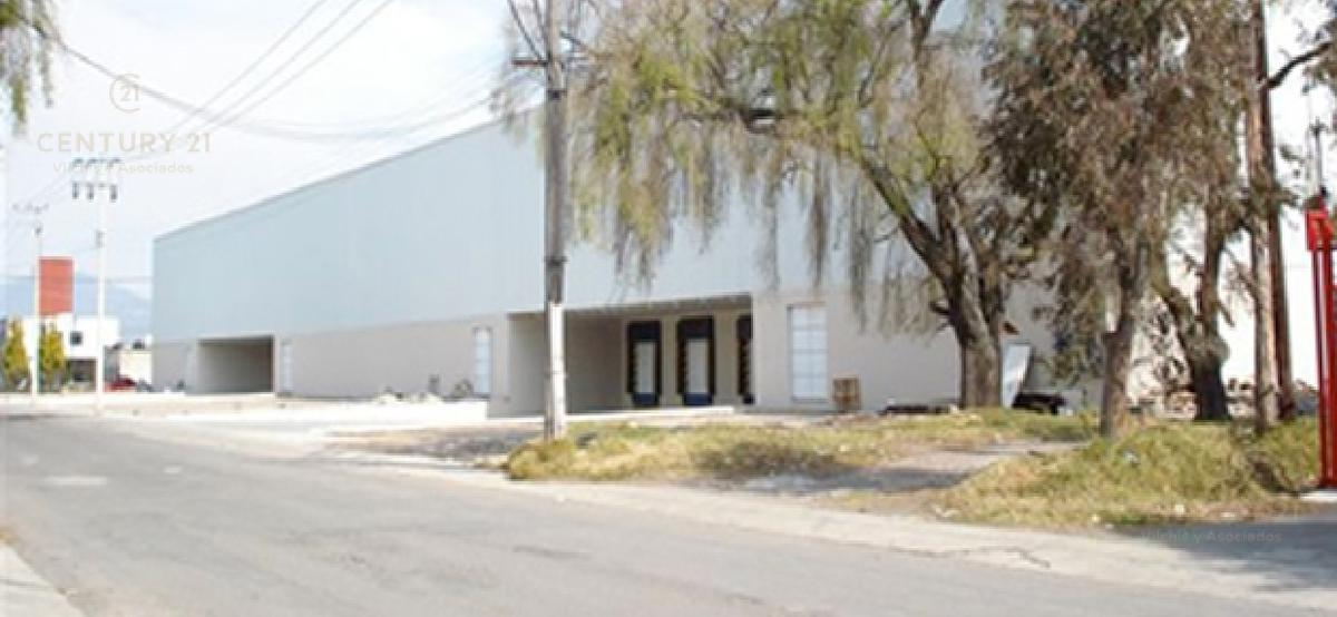 Foto Nave Industrial en Renta en  Corredor Industrial Toluca Lerma,  Lerma  RENTA DE NAVE INDUSTRIAL EN EL PARQUE INDUSTRIAL LERMA