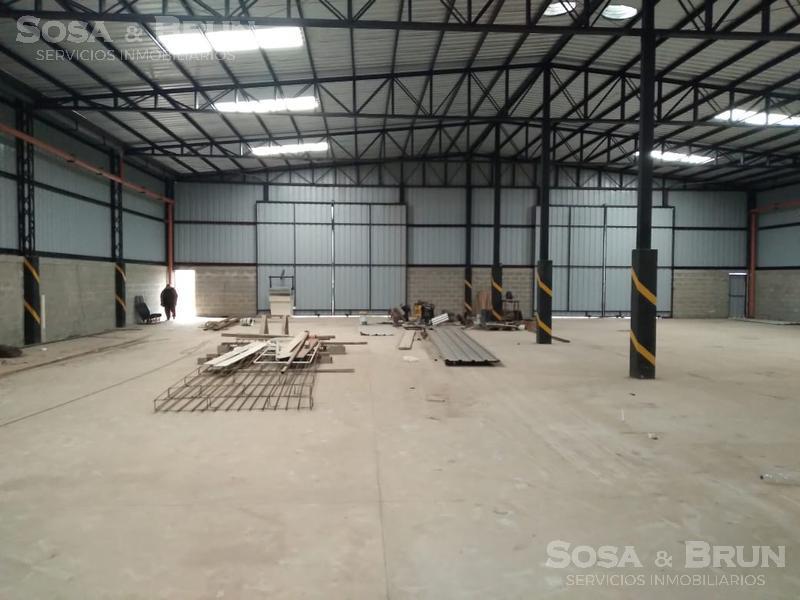 Foto Galpón en Alquiler en  Palmar,  Cordoba Capital  Galpon Deposito 1400m2 en Alquiler Zona Mercado Central
