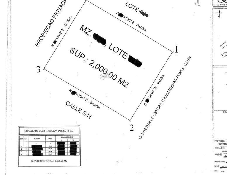 Tulum Centro Land for Sale scene image 1