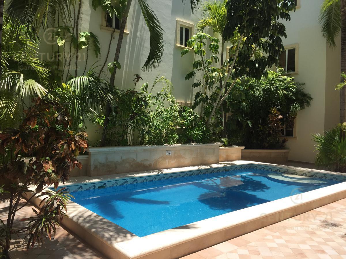 Foto Departamento en Renta en  Playa del Carmen ,  Quintana Roo  Amplio y hermoso departamento en renta a metros de playa Mamitas y 5 Avenida, Playa del Carmen P2949