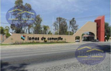 Excelente terreno en venta Fraccionamiento Lomas de Comanjilla Silao Gto.