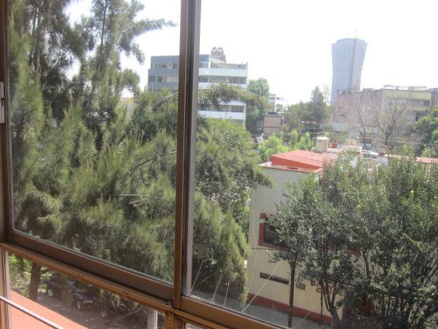 Foto Departamento en Venta en  Benito Juárez ,  Distrito Federal   Col Del Valle, excelente ubicacion cerca del WTC, soleado, vista panoramica, recien pintado