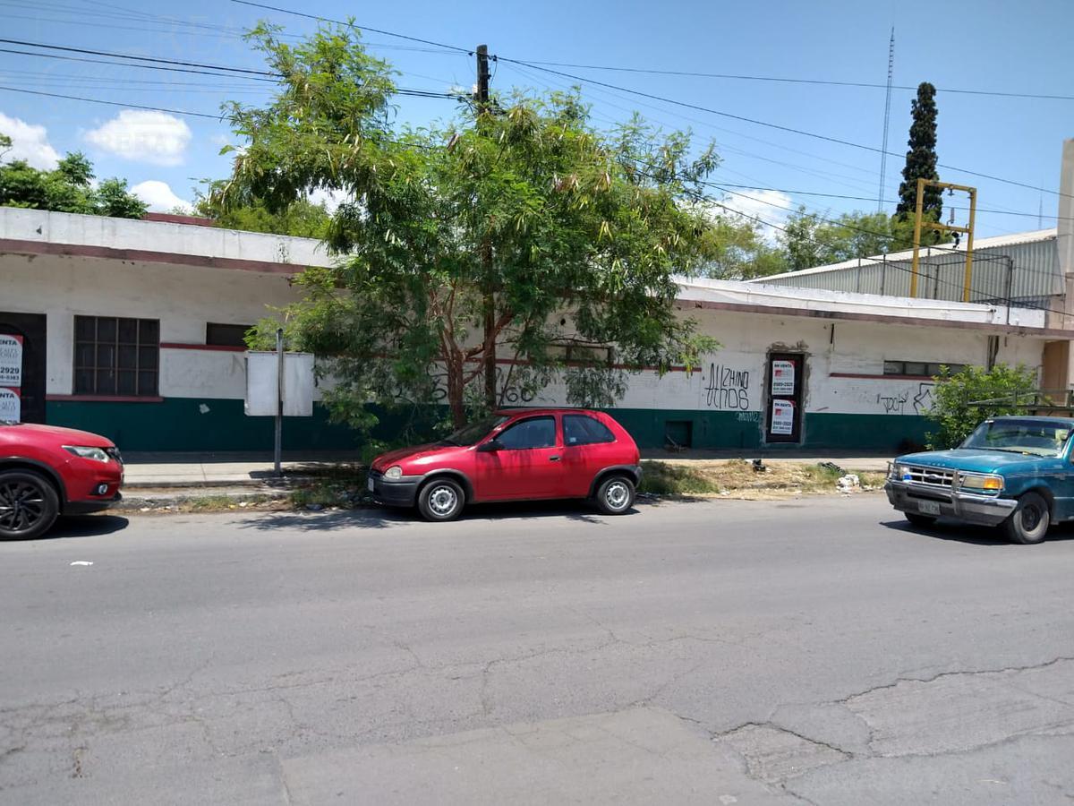 Foto Terreno en Venta en  Monterrey ,  Nuevo León  COL. HIDALGO CENTRO MONTERREY