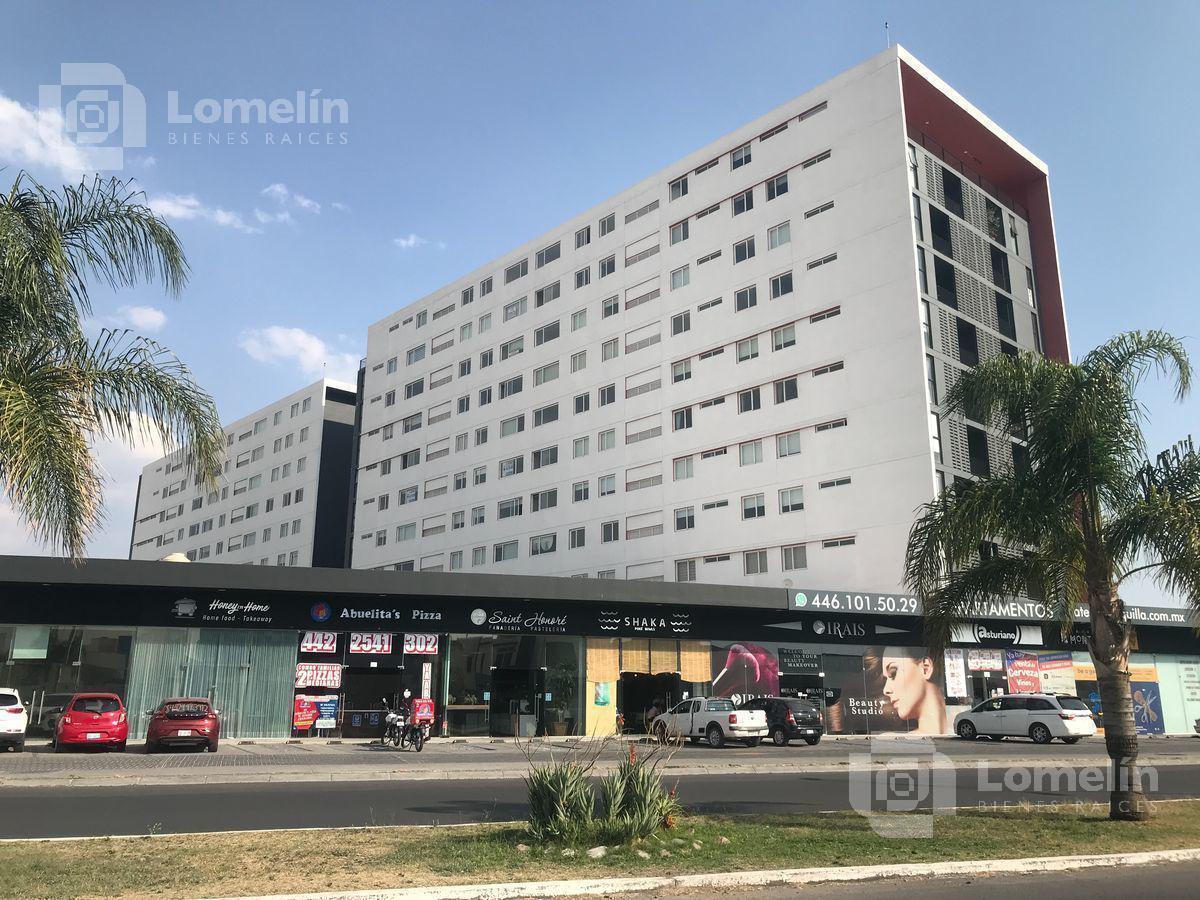 Foto Departamento en Renta en  Juriquilla,  Querétaro   Amplio departamento en renta de 4 recamáras en Atelier Juriquilla