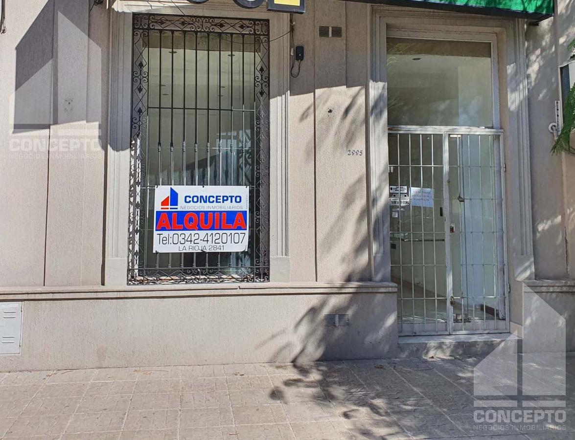Foto Local en Alquiler en  Centro,  Santa Fe  Hipólito Yrigoyen 2900