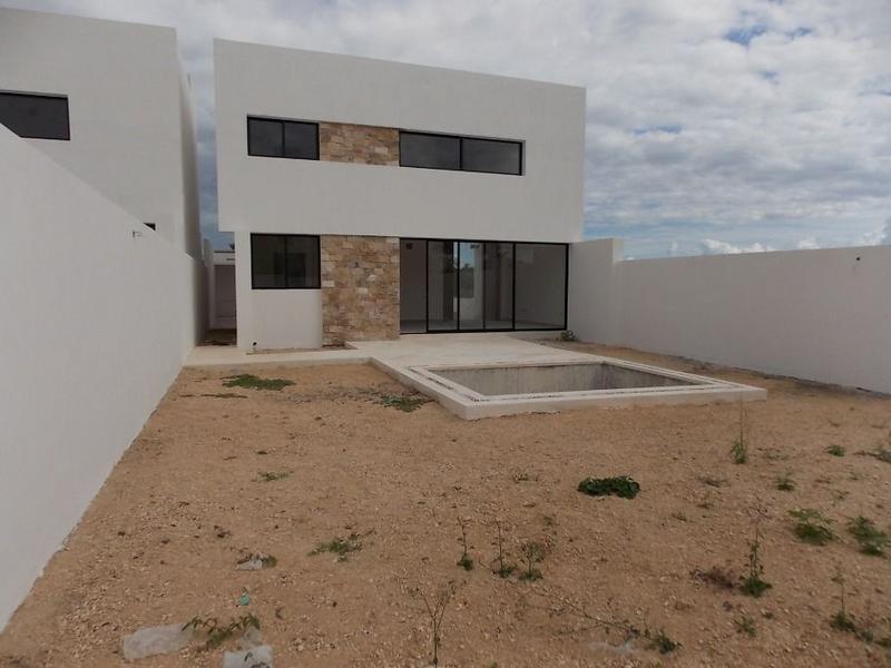 Foto Casa en condominio en Venta en  Pueblo Conkal,  Conkal  Casa en Venta Privada Avenida Conkal ,Mérida Yucatán